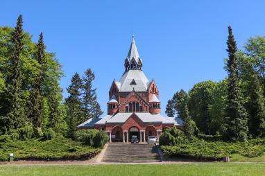 Le cimetière de Szczecin est le troisième plus grand d'Europe. The cemetery of Szczecin is the third biggest of Europe. Der Friedhof von Szczecin ist der Drittgrößte von Europa.