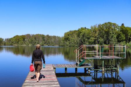 Up week1 The lake