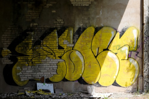 UP week 8 Graffiti