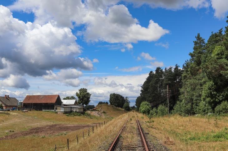 UP week 8 Rail