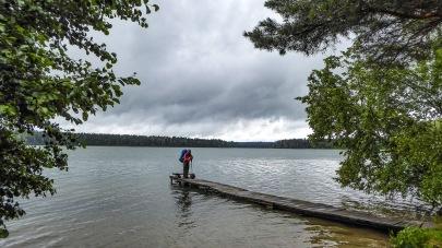 UP week 9 lake