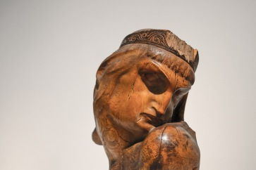 "All the sculptures you can see on this article are from the ""Nacionalinė dailės galerija"" in Vilnius"