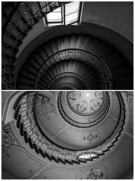 UP week 15 Stairs